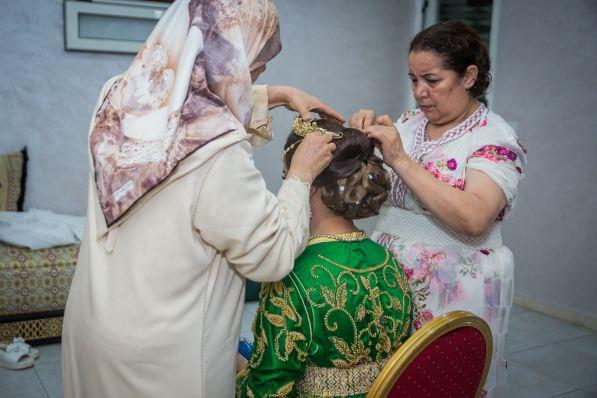 Moroccan Bride – Salma's travels